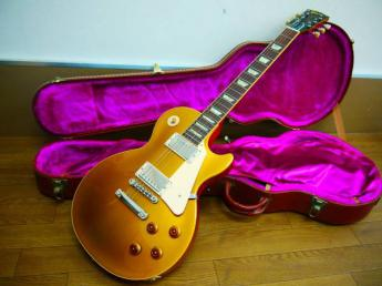 Historic Corection LP57 reissue GOLD