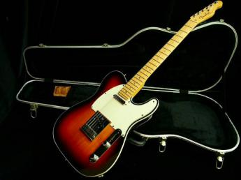 American Deluxe telecaster SCN