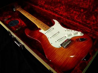 Select Stratocaster NAMM