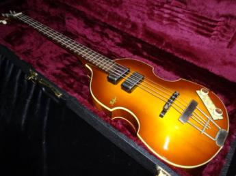 Hofner 500/1 Cavern Bass