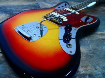 Fender フェンダー Jaguar Sunburst 1965 ジャガー