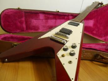 Gibson/ギブソン エレキギター Flying V Custom Shop Edition