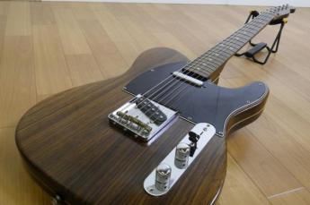 Warmoth エレキギター Telecaster All Rosewood