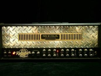 Dual Rectifier SOLO HEAD