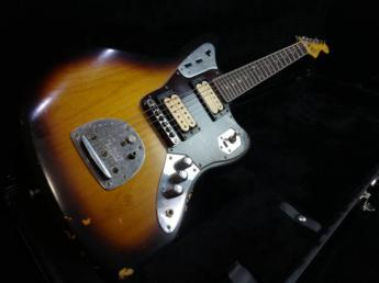 Fender MEX Kurt Cobain Road Worn Jaguar
