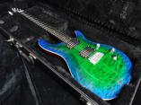 CT624T Deep Dragonburst Quilt